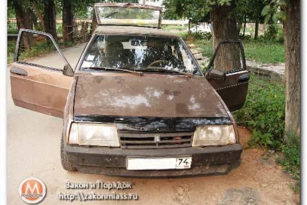 Задержаны серийные угонщики авто в Миассе - Блок - Частное охранное предприятие