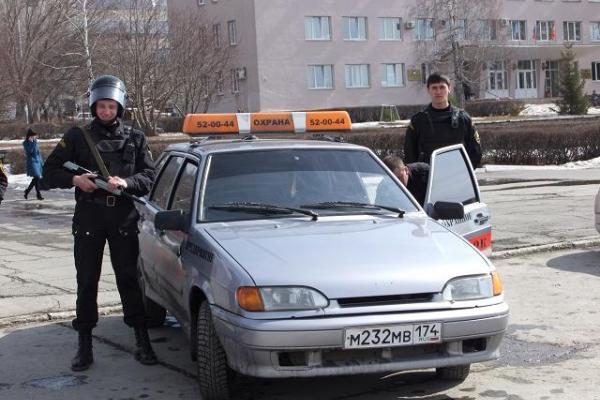 Обнажающийся покупатель угодил в милицию - Блок - Частное охранное предприятие