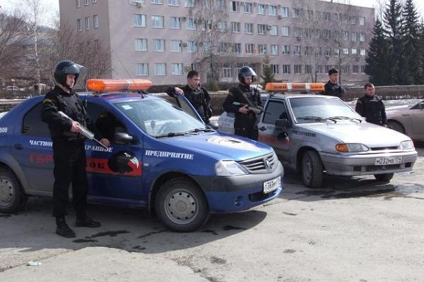 «Блоковцы» задержали грабителей по горячим следам - Блок - Частное охранное предприятие