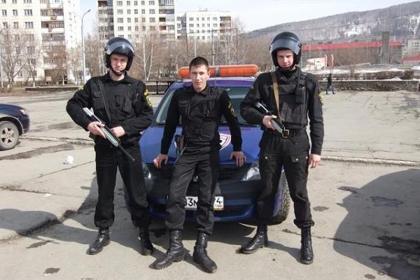 Задержан поджигатель торгового павильона - Блок - Частное охранное предприятие