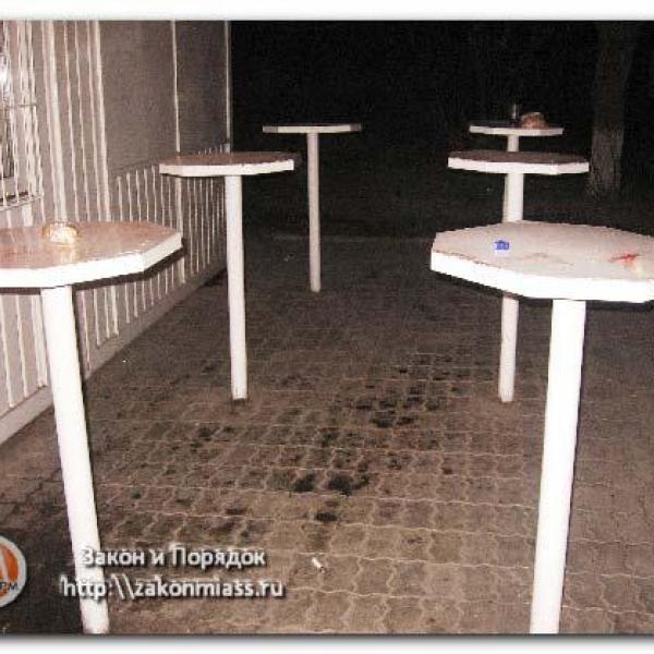 Убили в борьбе за сидячее место в пивном ларьке - Блок - Частное охранное предприятие